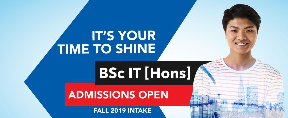 BSc IT Admissions
