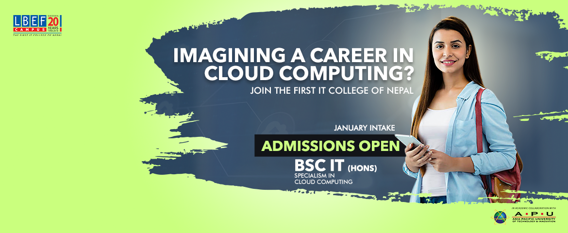LBEF BScIT Cloud Computing