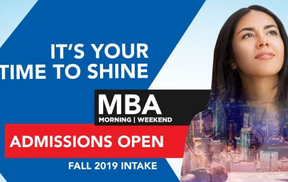 MBA Admission open
