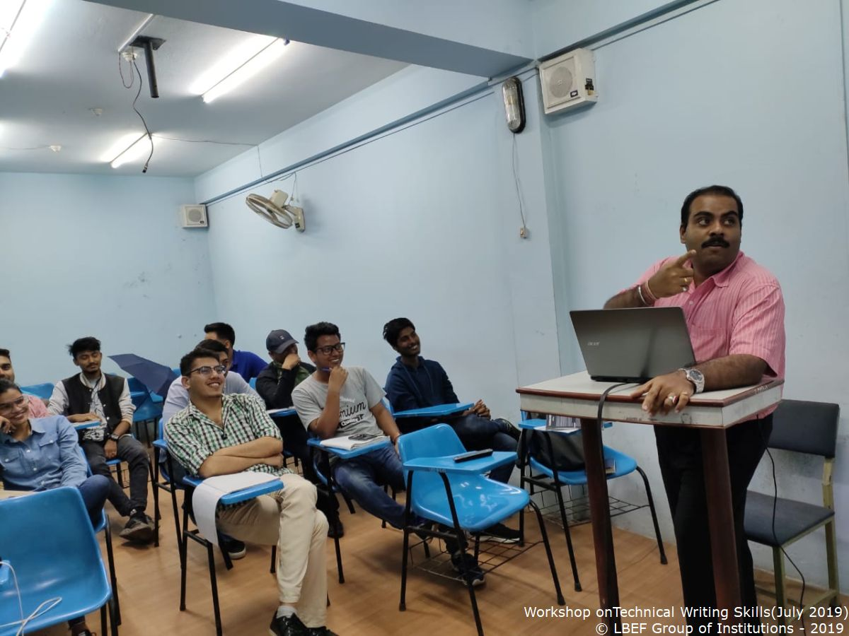 "Workshop on ""Technical Writing Skills"""