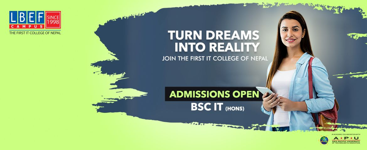 Admission Open - BSC in Information Technology