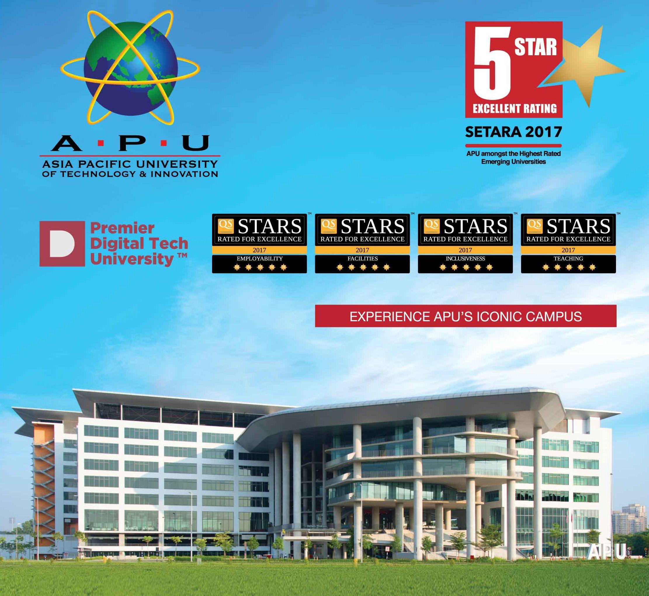 asia pacific university campus
