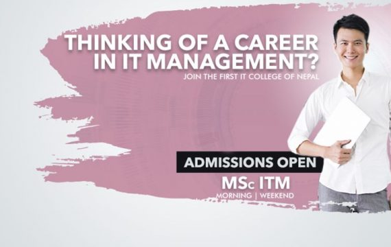 Admission Open in MSC Information Technology Management