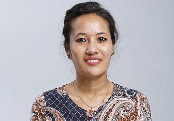 Jayanti Shrestha
