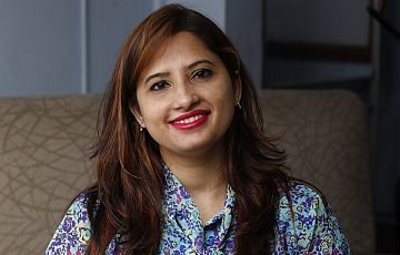 Sanjina Acharya