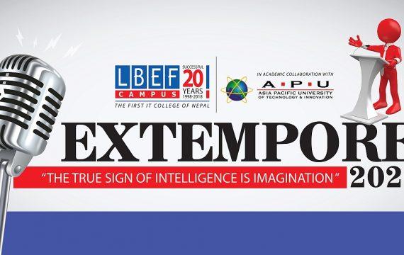 Extempore-2020