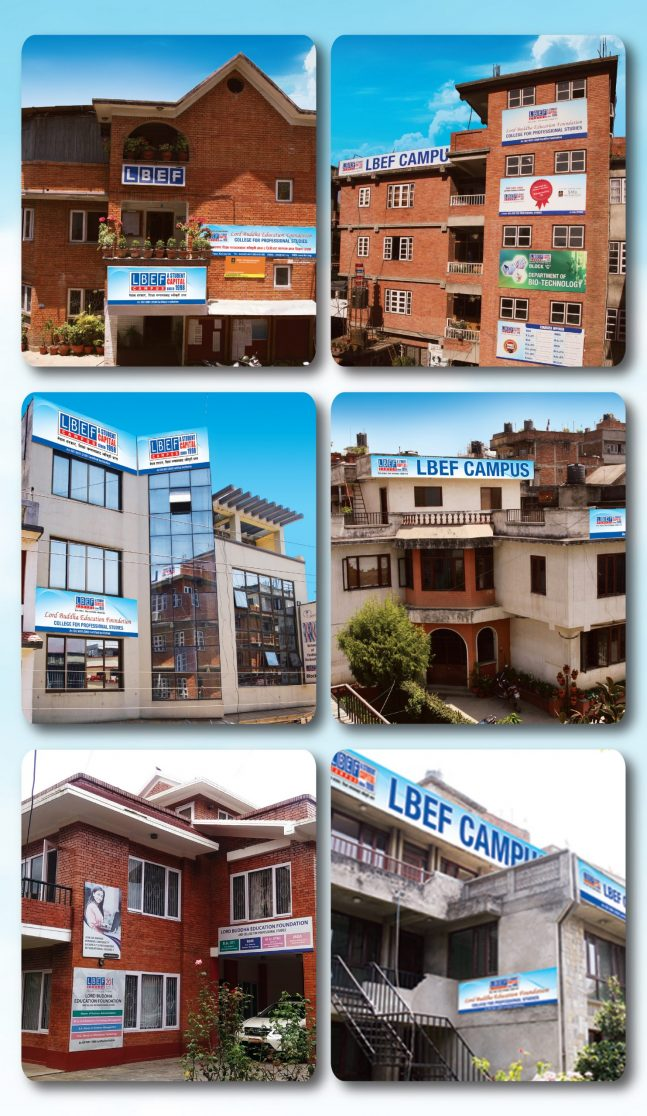LBEF Campus Buildings